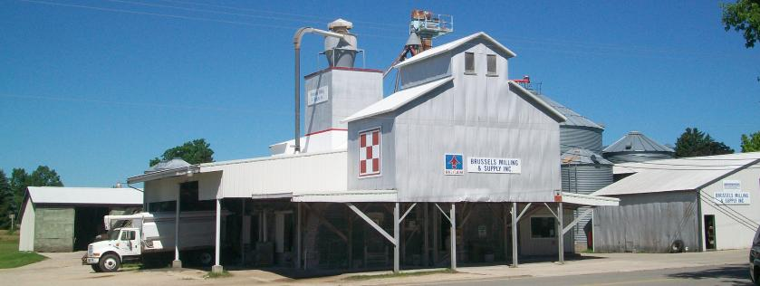 Brussels Milling Feed Mill